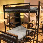 modern loft bunk beds